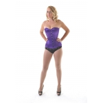Elvira Corset Purple